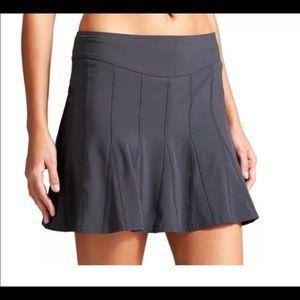 Athleta Wear About Skort Tennis Golf Gray